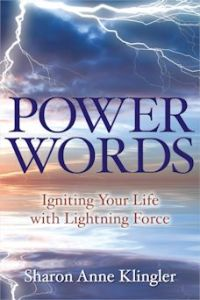 Power Words by Sharon Klingler