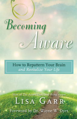 Lisa Garr Becoming Aware Book