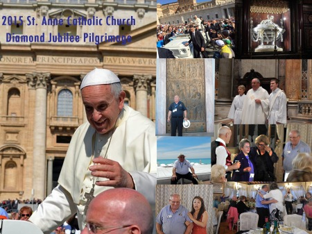 2015 Pilgrimage Collage